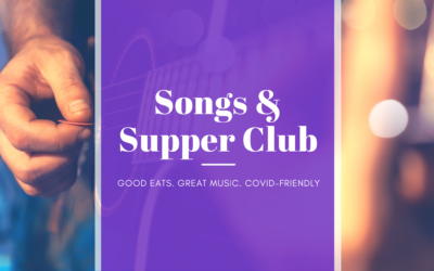 New for 2021: Jazzmyn's Songs & Supper Club – Thursday Night Dinner + Concerts At Home